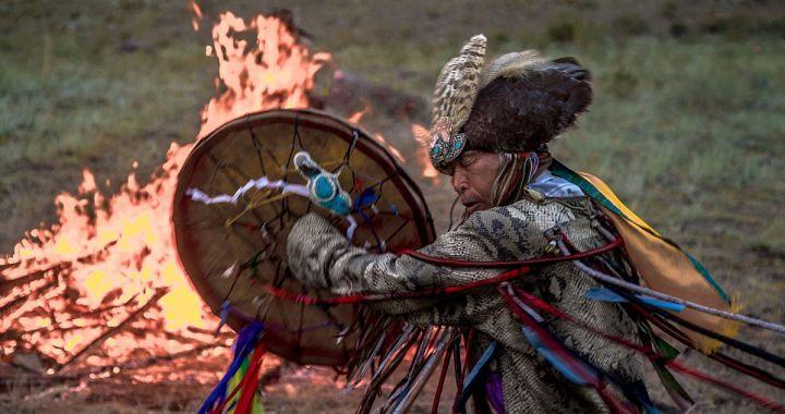shaman-mongol