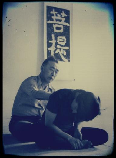 Itsuo Tsuda Filosofo e maestro studiò il Seitai con il Maestro Haruchika Noguchi e l'Aikido con il Maestro Morihei Ueshiba.