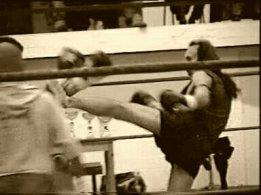 francesco dal pino thai boxe