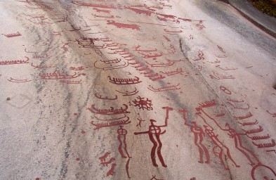 Tanum_rock_carvings_Aspeberget_flat_rock