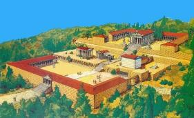 Reconstitution de l'Asclépiéion de Kos