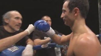 Francesco Dal Pino Davide passatetti dojo ruan boxing